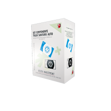 Kit de inlocuire componente pentru trusa sanitara auto certificata RAR