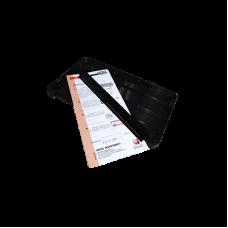 Suport placa numar inmatriculare cu element de blocare detasabil - moto