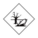 Eticheta ADR autocolanta mediu