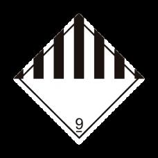 Eticheta ADR autocolanta nr.9
